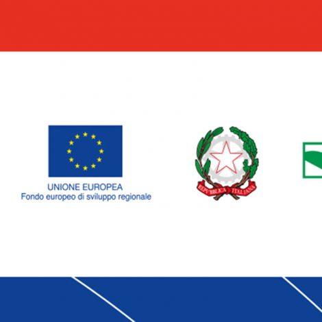 Progetto cofinanziato dal fondo europeo di sviluppo regionale